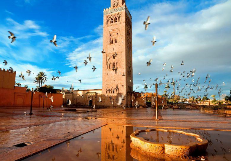marokko gruppen rundreise