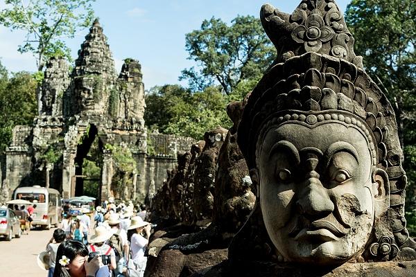 angkor Thom Kambodscha